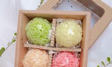 Quà tết - xà phòng thảo mộc 4 hoa chùm Ecolife