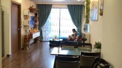 Gia đình bán chung cư An bình city, 2PN, 72m2,   giá 2 tỷ 450.