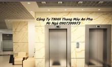 Sản xuất thang máy chung cư với nhiều mẫu mã đa dạng