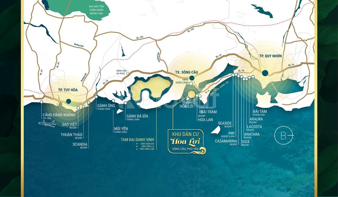 Đất nền biển giá hấp dẫn, số lượng có hạn cho những nhà đầu tư (ảnh 5)