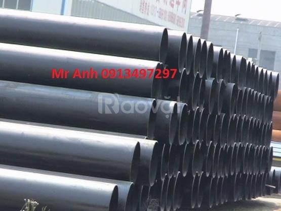 Thép ống hàn phi 406 DN 400, Thép ống hàn mạ kẽm phi 406 DN 400