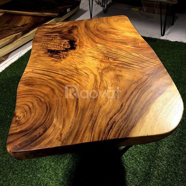 Bàn trà gỗ tự nhiên MTA604A