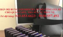 Bánbộ rung gọi khách lấy đồ uống giá rẻ cho quán trà chanh