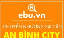 [ An Bình City ]  Căn hộ  chung cư 82m2, 3PN. View quảng trường