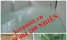Sơn sàn, sơn nền, sơn epoxy kcc giá rẻ Bến Tre