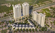 CC Tây Hồ Residence. 4,18 tỷ/ căn góc 3PN 94.7m2 view Hồ Tây, HTLS 0%
