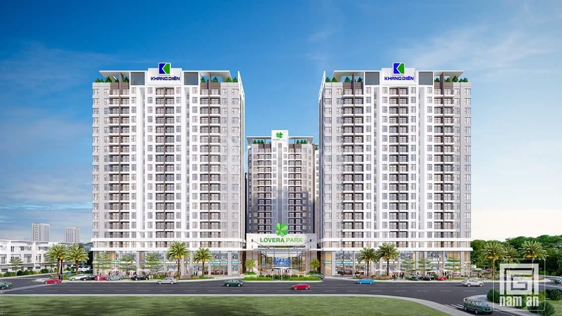 Khang Điền mở bán căn hộ giá rẻ Bình Chánh hỗ trợ tài chính trả góp 0%