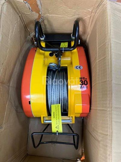 Thanh lý tời điện Kio-winch SK300 nhập khẩu Taiwan giá rẻ