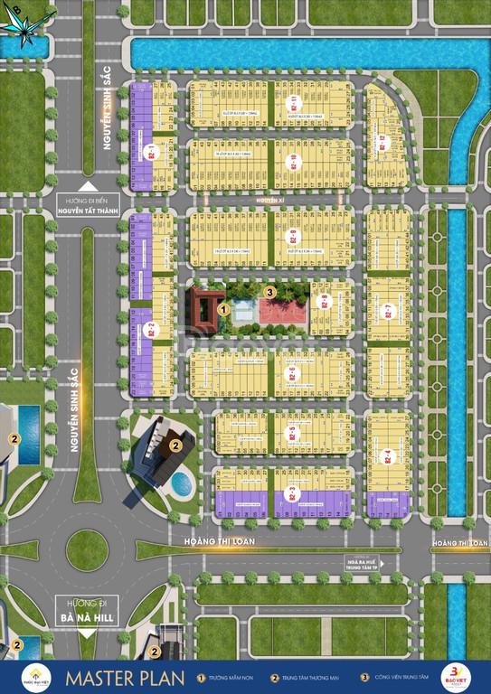 Bán đất ngay khu thương mại trung tâm quận Liên Chiểu