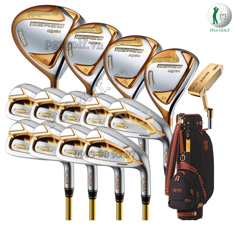 Bộ gậy golf Honma Beres new 2020 4 sao (Dự kiến ra mắt)