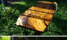 Bàn trà gỗ tự nhiên nguyên tấm MT108