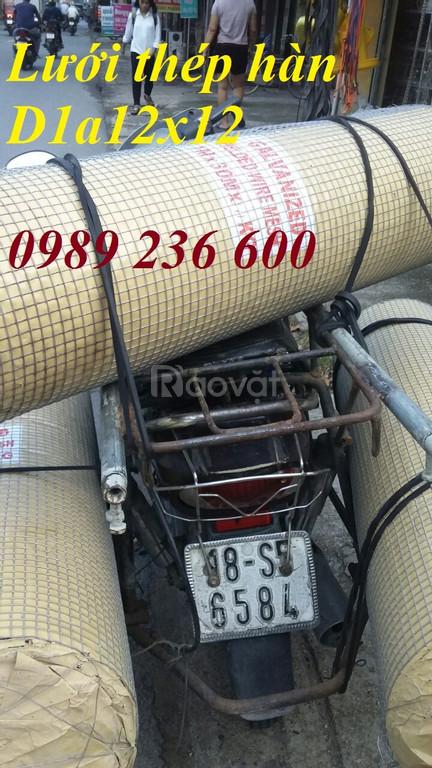Lưới thép hàn D4a50x50, D4a100x100, D4a150x150, D4a200x200hàng sẵn kho