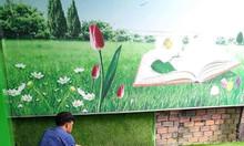 Cỏ nhân tạo giá rẻ, cỏ nhân tạo làm sân chơi, cỏ nhân tạo trang trí