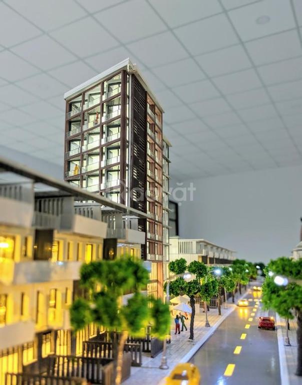 Bán nhà phố, biệt thự ven sông vàm cỏ giá 2,4 tỷ DT 70m2 (ảnh 5)