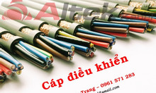 Cáp điều khiển lõi mềm hiệu Altek Kabel - nhập khẩu Đức