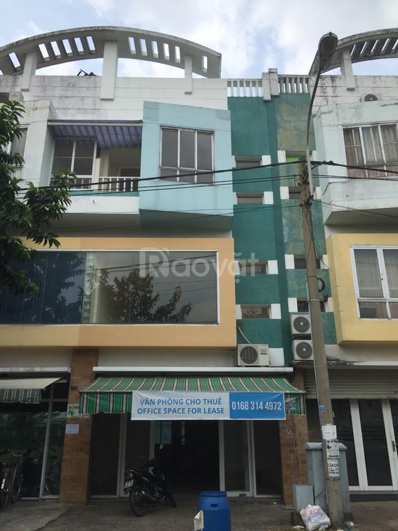 Cho thuê mặt bằng đường D16, Khu dân cư Việt - Sing, Thuận An