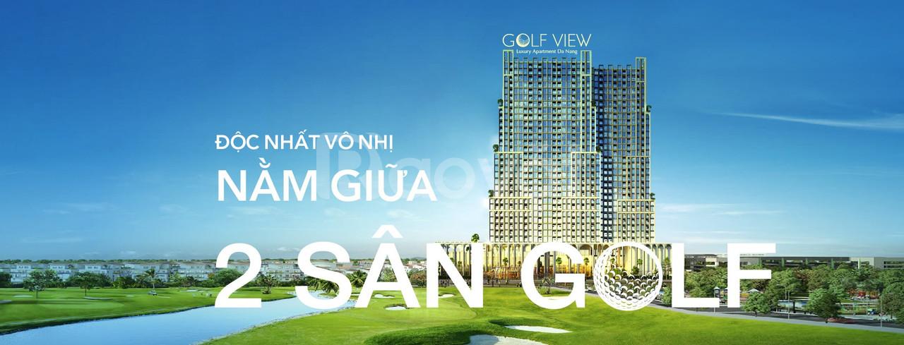 Gofl View Luxury Aparment Đà Nẵng kiệt tác giữa thiên nhiên