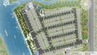 Bán nhà phố, biệt thự ven sông vàm cỏ giá 2,4 tỷ DT 70m2 (ảnh 1)