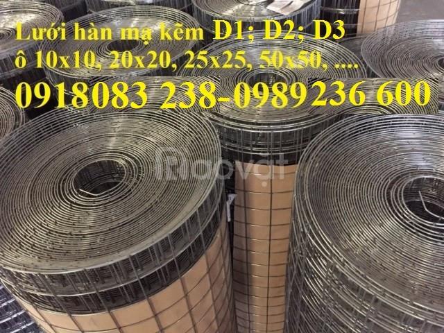Lưới thép đổ sàn  D4, D5, D6, D10 giá rẻ
