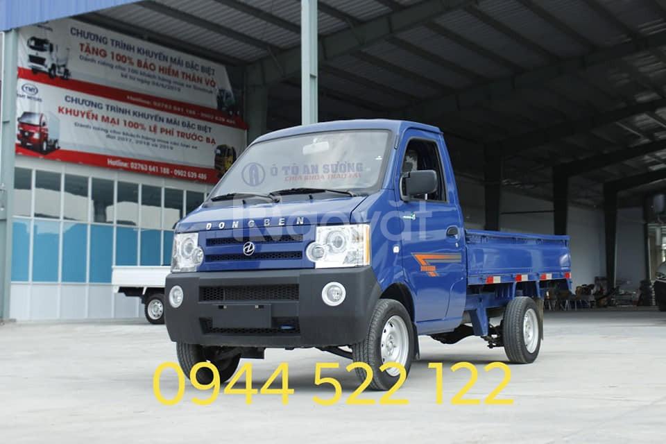 Xe tải nhẹ Dongben 870kg 2019  giá rẻ Tây Ninh.