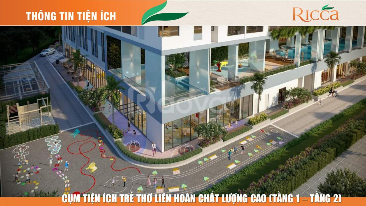 Chỉ 550 triệu sở hữu căn hộ 1PN + 1 gần vòng xoay Phú Hữu, Q9