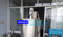 Bồn khuấy hóa chất 100-200 lít