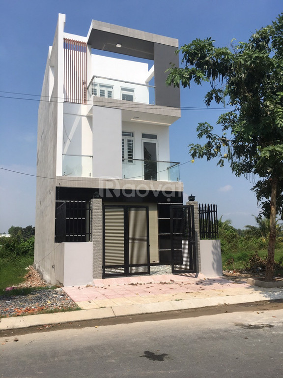 Nhà phố khu đô thị Nhà xinh residential, Đinh Đức Thiện, 1.4 tỷ/ căn