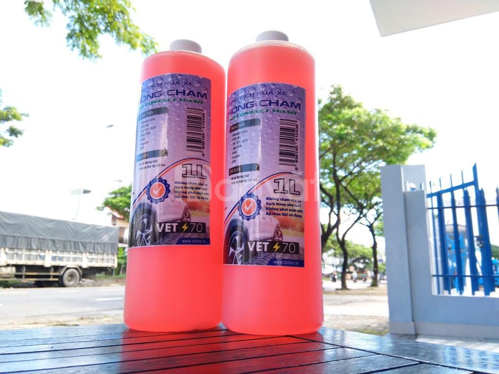 Dung dịch rửa xe ventek VET70