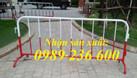 Hàng rào di động 1x2m chắc chắn bền đẹp giá rẻ tại Hà Nội. (ảnh 7)