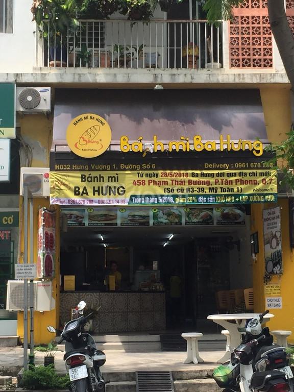 New shop! Cần bán shop Hưng Vượng, đường Số 6, Phú Mỹ Hưng đông dân cư