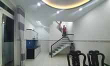 Nhà ở Hương Lộ 2, mặt tiền đường 7m, 1 trệt 2 lầu sân thượng