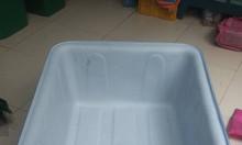 Giảm giá thùng đựng nước nuôi cá - thùng nhựa hình chữ nhật