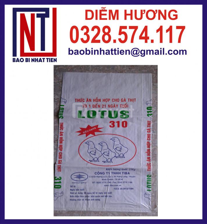 Bao pp dệt đựng thức ăn gia súc (ảnh 5)