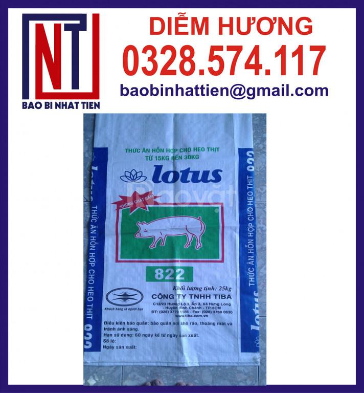 Bao pp dệt đựng thức ăn gia súc (ảnh 7)