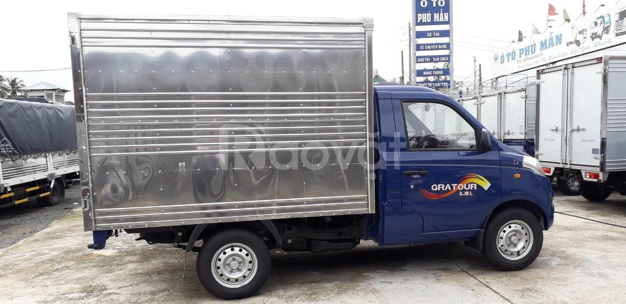 Giá xe tải nhẹ FoTon 990kg 1 tấn trả góp