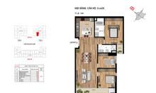 Căn hộ 80.5m2 chung cư Imperia Garden, Thanh Xuân, giá 2,7 tỷ