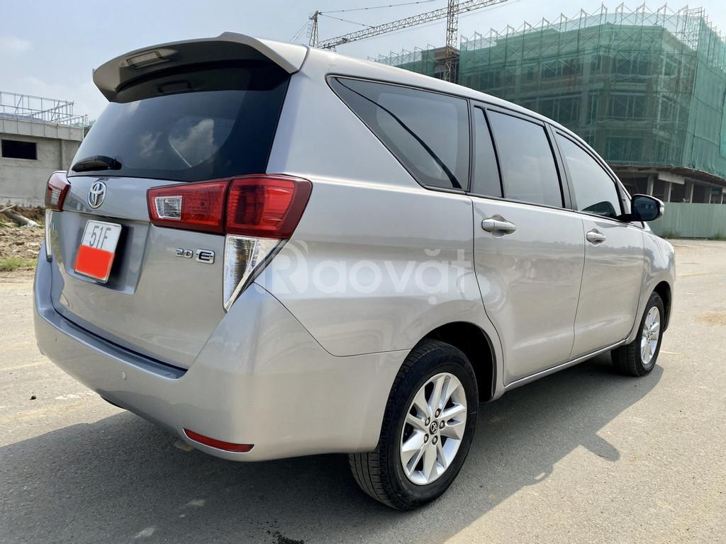Toyota Innova 2016, mẫu mới đẹp, Số sàn, km thật