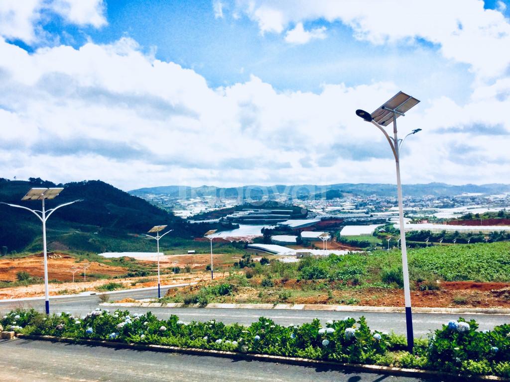 Cần bán đất nền Trung tâm Thị Trấn Lạc Dương - Lang Biang Town