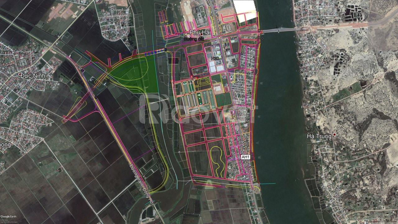 Đất nền khu đô thị ven biển Quảng Bình - cạnh trường học Công Viên