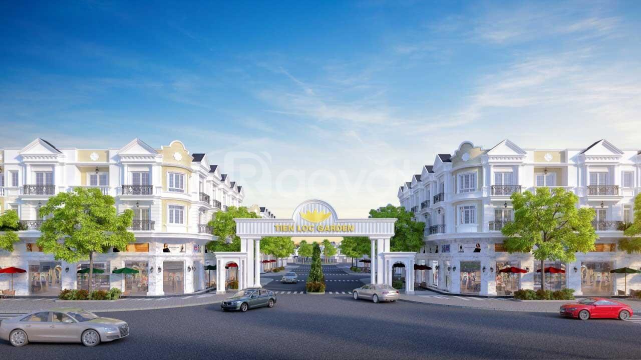 Bán đất nền khu đô thị Tiến Lộc Garden, liền kề sân bay Long Thành