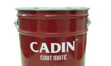 Cửa hàng bán sơn chống rỉ cadin màu đỏ giá siêu rẻ