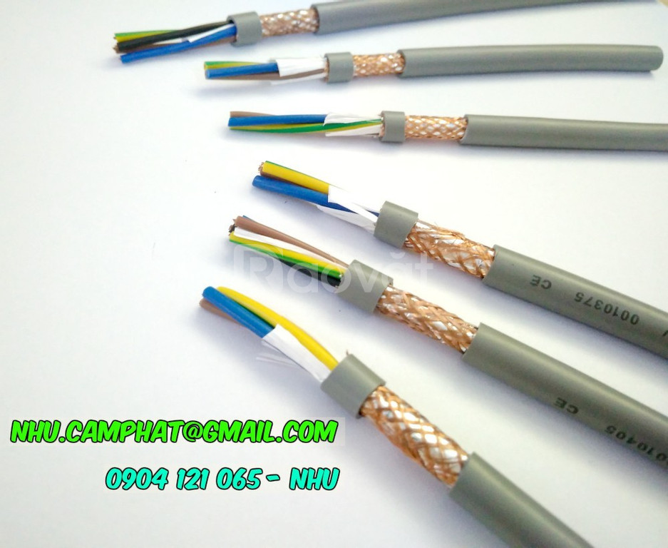 Nhà phân phối số 1 cáp điều khiển altek kabel