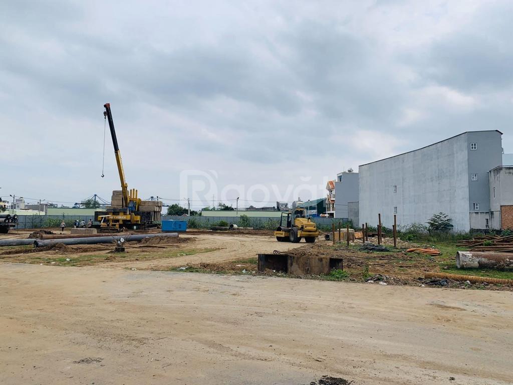 Dự án trung tâm Quận 9 giá chỉ 550 triệu