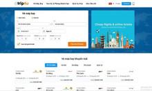 Đặt vé máy bay Vietjet Air tiết kiệm tại Etrip4u