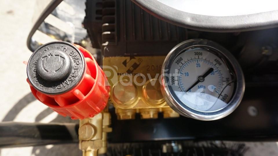 Máy rửa xe cao áp Kokoro T2200MG cho tiệm rửa ô tô