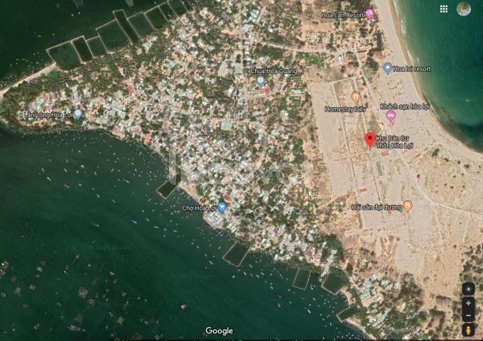 Sở hữu đất nền biển chỉ với 7.5 triệu/m2-sổ đỏ trao tay