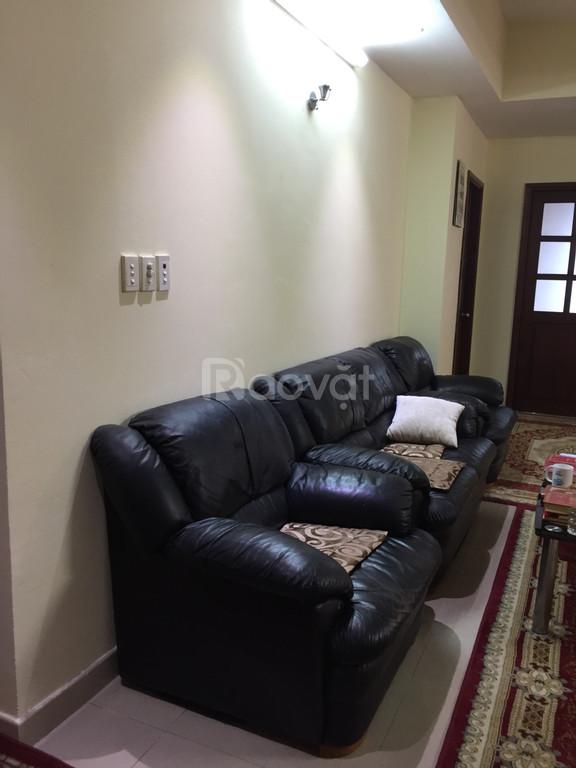 Cho thuê căn hộ 4 PN diện tích 160 m2, trung tâm quận 2