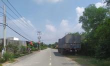 Bán đất làm xưởng mặt tiền đường sông Lu, xã Trung An, Củ Chi