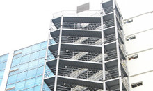 Chuyên thiết kế thi công lắp đặt trọn gói cầu thang thoát hiểm