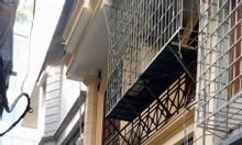 Cho thuê nhà riêng 4 tầng, đầu ngõ rộng